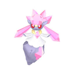 Diancie  sprite from Home
