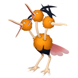 Dodrio  sprite from Home