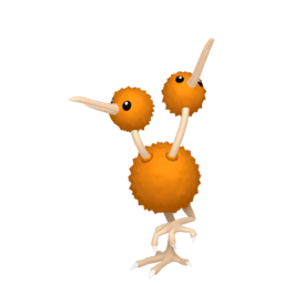 Doduo  sprite from Home
