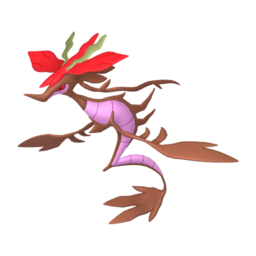 Dragalge  sprite from Home