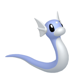 Dratini  sprite from Home