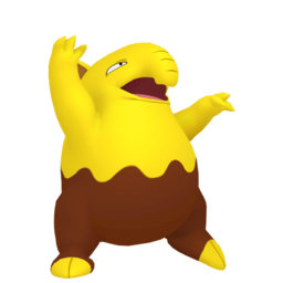 Drowzee  sprite from Home