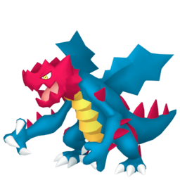 Druddigon  sprite from Home