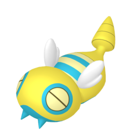 Dunsparce  sprite from Home