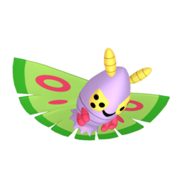 Dustox  sprite from Home