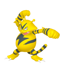 Electabuzz  sprite from Home