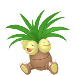 Exeggutor  sprite from Home