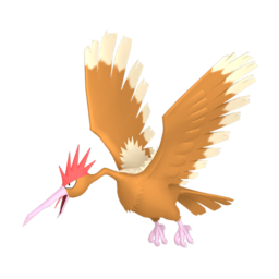 Fearow  sprite from Home