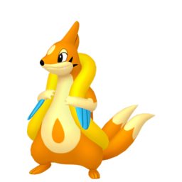 Floatzel  sprite from Home