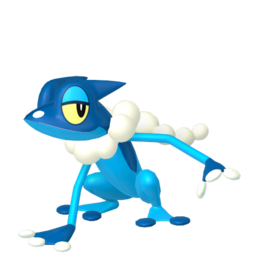 Frogadier  sprite from Home