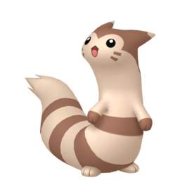 Furret  sprite from Home