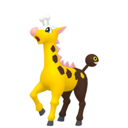 Girafarig  sprite from Home