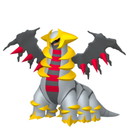 Giratina  sprite from Home