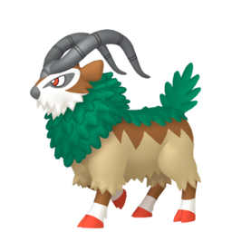 Gogoat  sprite from Home