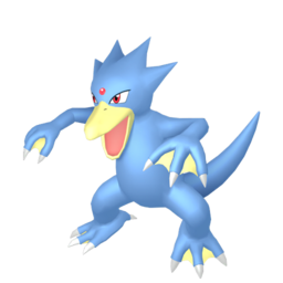 Golduck  sprite from Home