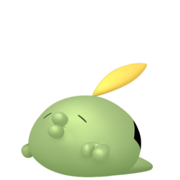 Gulpin  sprite from Home