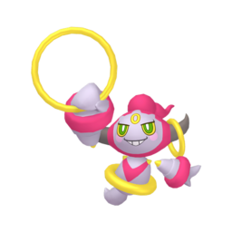 Hoopa  sprite from Home