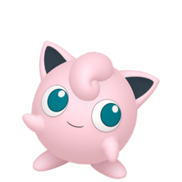 Jigglypuff  sprite from Home