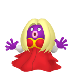 Jynx  sprite from Home