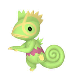 Kecleon  sprite from Home