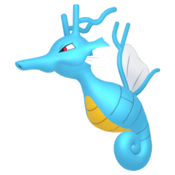 Kingdra  sprite from Home