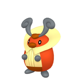 Kricketot  sprite from Home