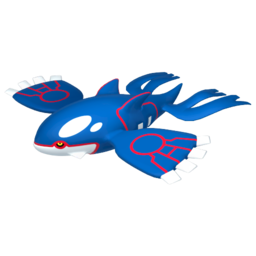 Kyogre  sprite from Home