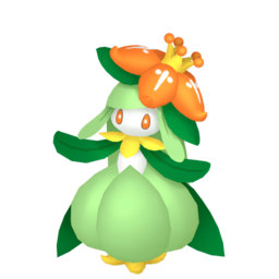Lilligant  sprite from Home