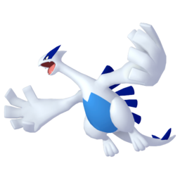 Lugia  sprite from Home