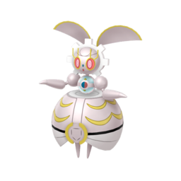 Magearna  sprite from Home