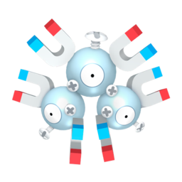 Magneton  sprite from Home