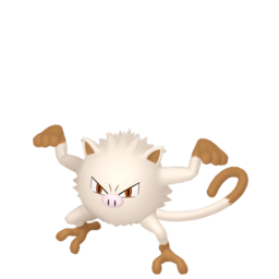 Mankey  sprite from Home