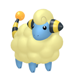 Mareep  sprite from Home