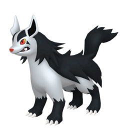 Mightyena  sprite from Home