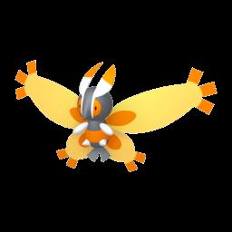 Mothim  sprite from Home
