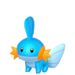 Mudkip  sprite from Home