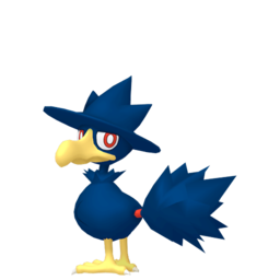 Murkrow  sprite from Home