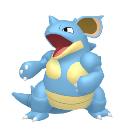 Nidoqueen  sprite from Home