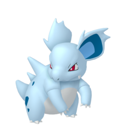 Nidorina  sprite from Home