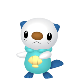 Oshawott  sprite from Home