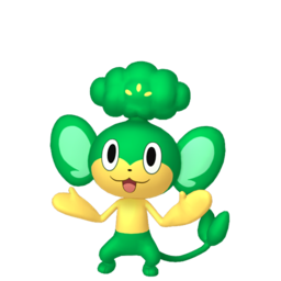 Pansage  sprite from Home