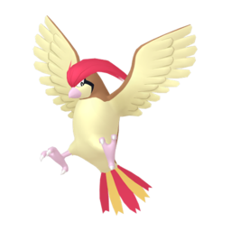 Pidgeotto  sprite from Home