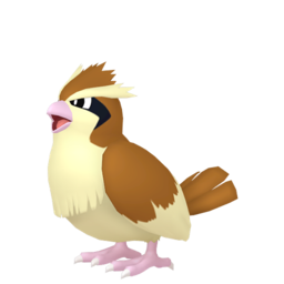 Pidgey  sprite from Home