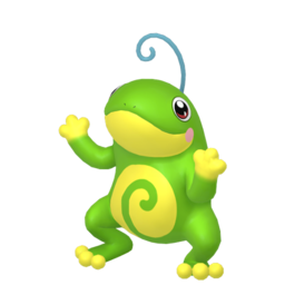 Politoed  sprite from Home