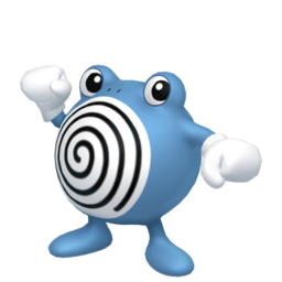 Poliwhirl  sprite from Home