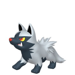 Poochyena  sprite from Home