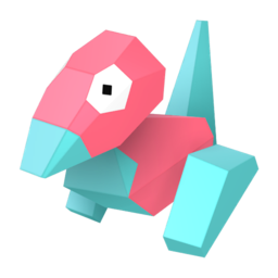 Porygon  sprite from Home