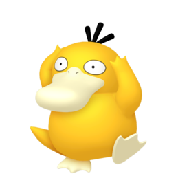 Psyduck  sprite from Home
