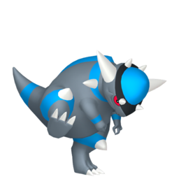 Rampardos  sprite from Home