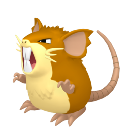 Raticate  sprite from Home